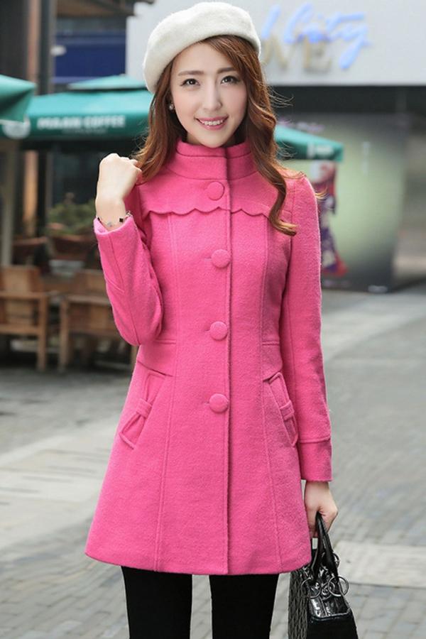 chic-solid-woolen-coat
