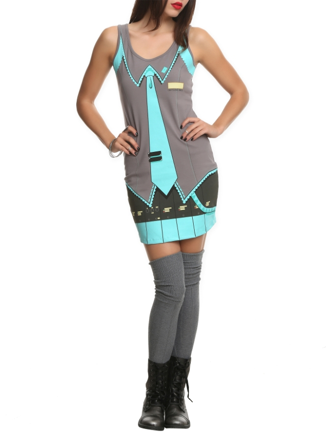 Pastel Carousel - Monday Must Haves - Costume Dresses - Hatsune Miku