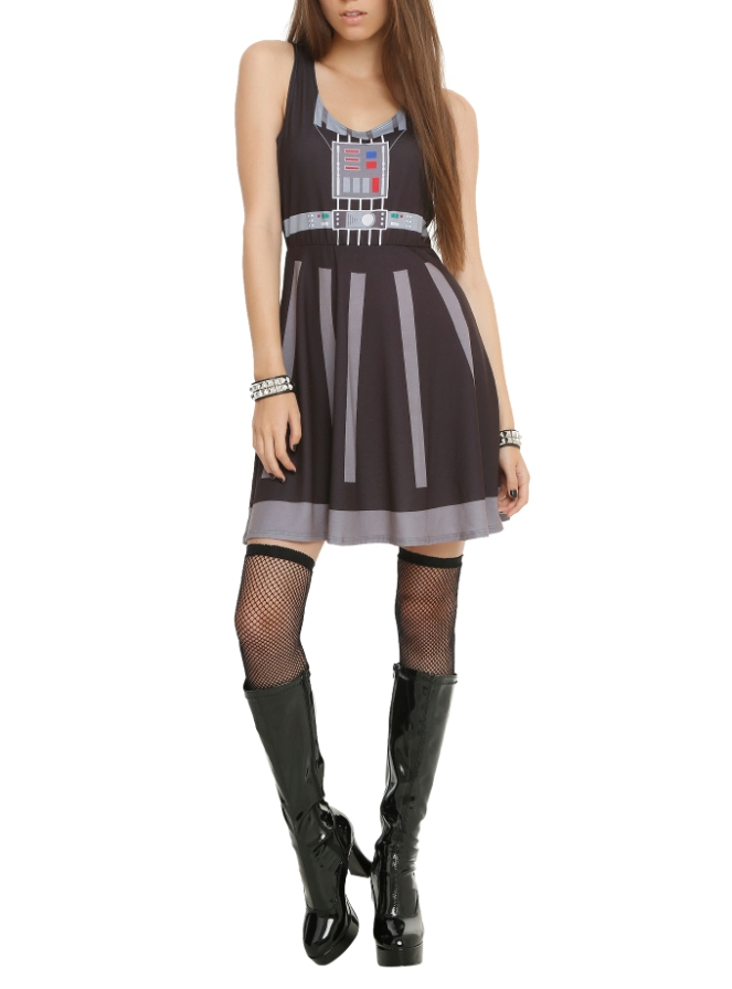 Pastel Carousel - Monday Must Haves - Costume Dresses - Darth Vader