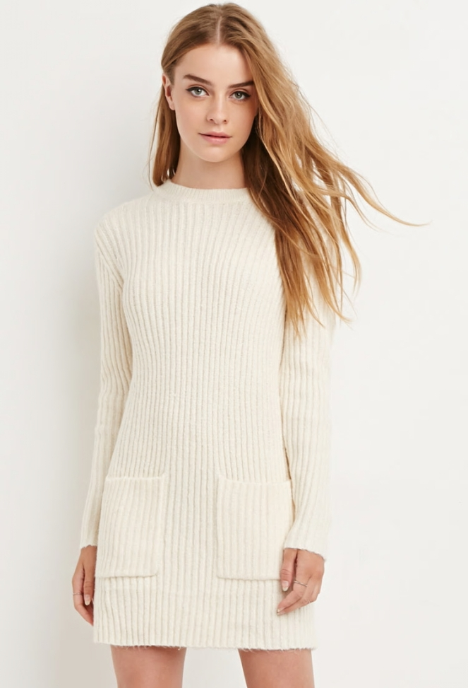Pastel Carousel - Dresses for Fall - Forever 21 Sweater Dress
