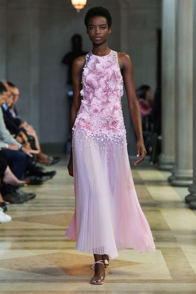 Pastel Carousel - New York Fashion Week - NYFW 2015 - Carolina Herrera