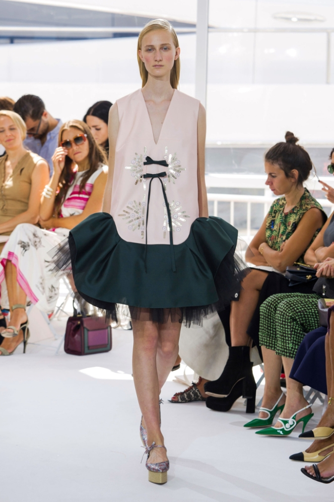Pastel Carousel - New York Fashion Week - NYFW 2015 - Delpozo