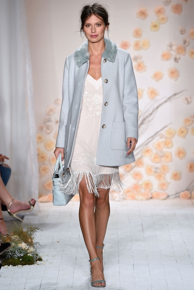 Pastel Carousel - New York Fashion Week - NYFW 2015 - LC Lauren Conrad