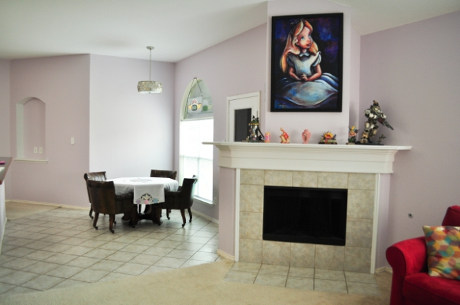 Pastel Carousel - Family - House Hunting - Cosmetic Renovation