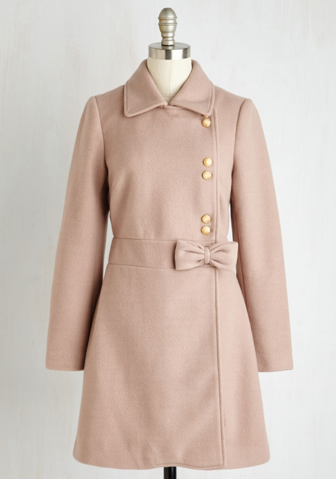 Pastel Carousel | Monday Must Haves | Winter Coats | ModCloth