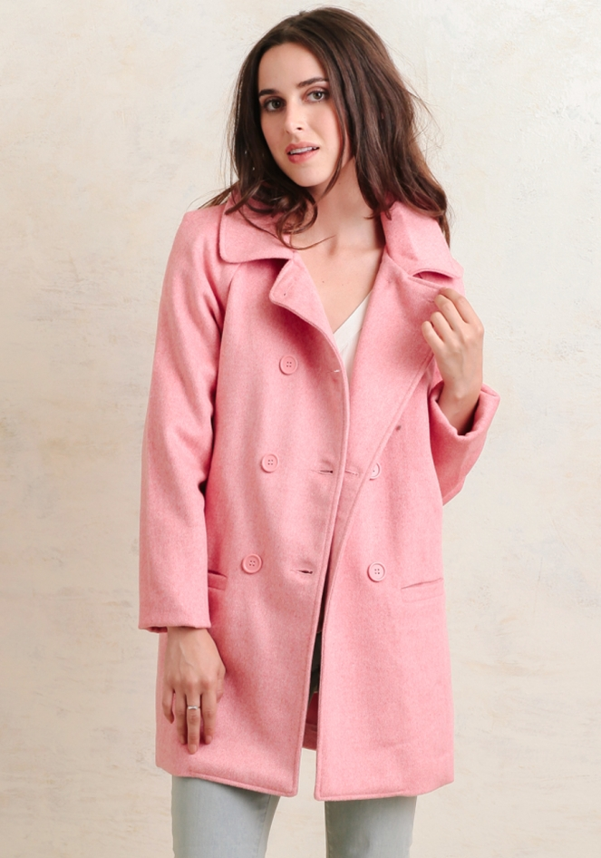 Pastel Carousel | Monday Must Haves | Winter Coats | Ruche