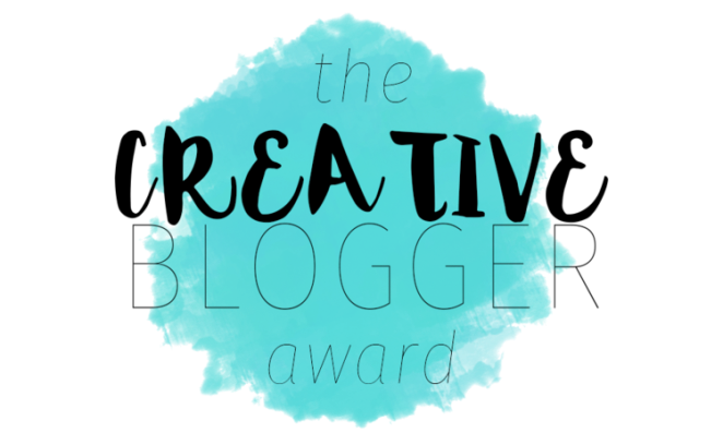 Pastel Carousel | Blogging | The Creative Blogger Award