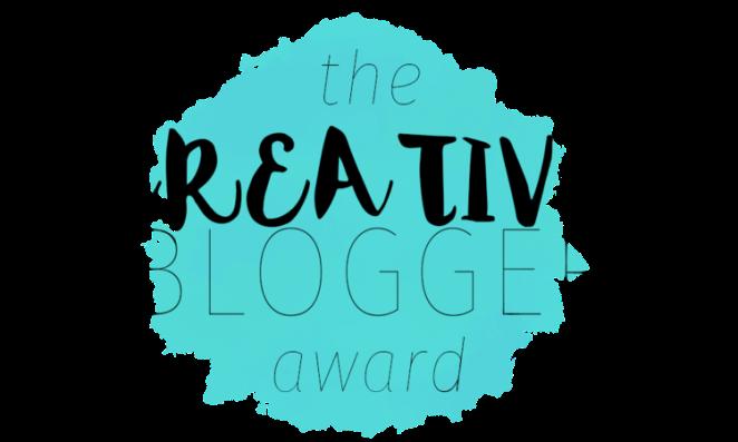 Pastel Carousel   Blogging   The Creative Blogger Award