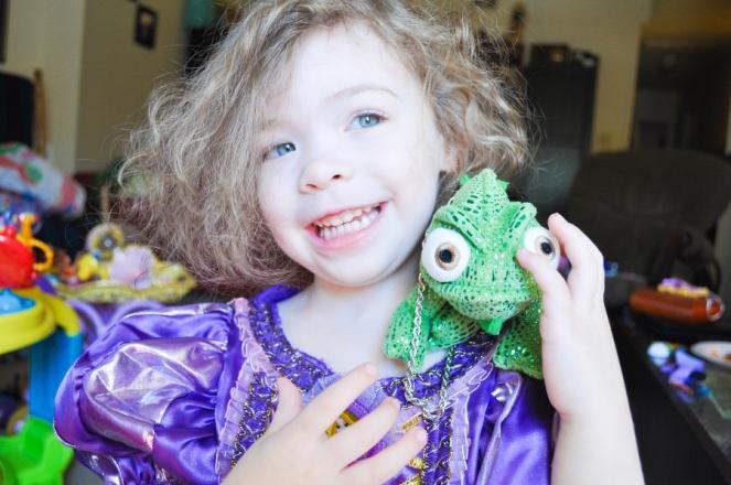 Pastel Carousel - Halloween - Rapunzel Costume