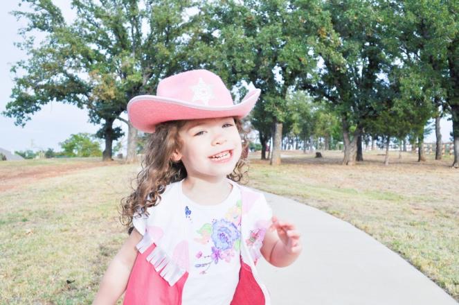 Pastel Carousel - Halloween - Sheriff Callie Costume
