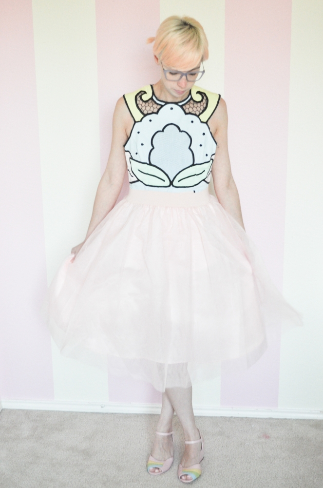 Pastel Carousel - Costume - Halloween - Pastel Princess - Outfit of the Day