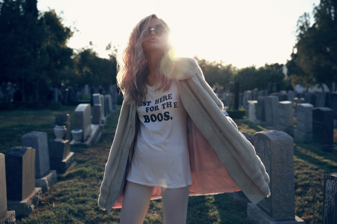 Pastel Carousel - Halloween - Wildfox Coven Lookbook