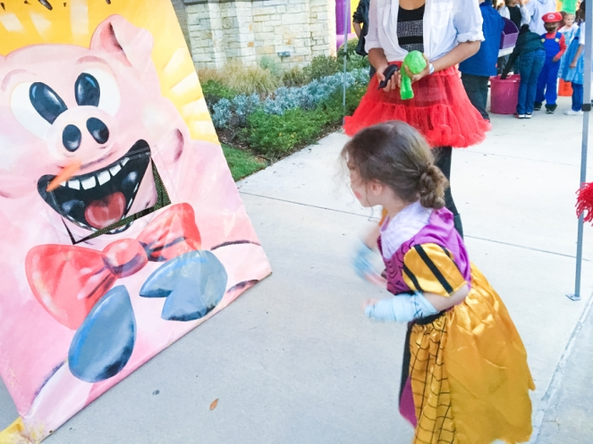 Pastel Carousel | Our Halloween | Sally from The Nightmare Before Christmas and Ironman Costumes