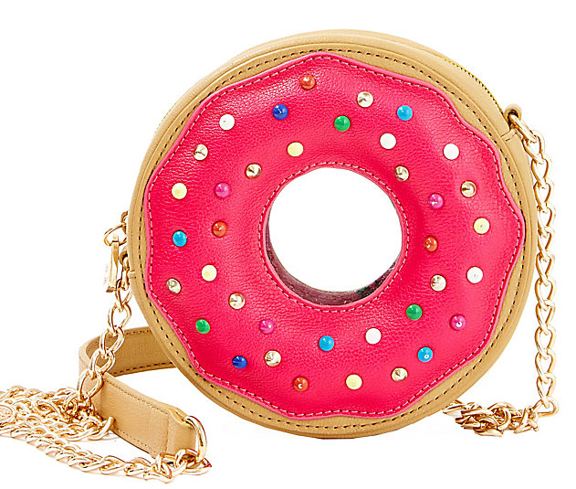 Pastel Carousel | Monday Must Haves | Novelty Bags | Donut Bag