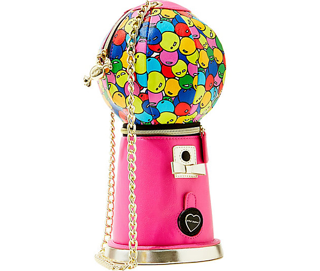 Pastel Carousel | Monday Must Haves | Novelty Bags | Pink Gumball Machine Bag