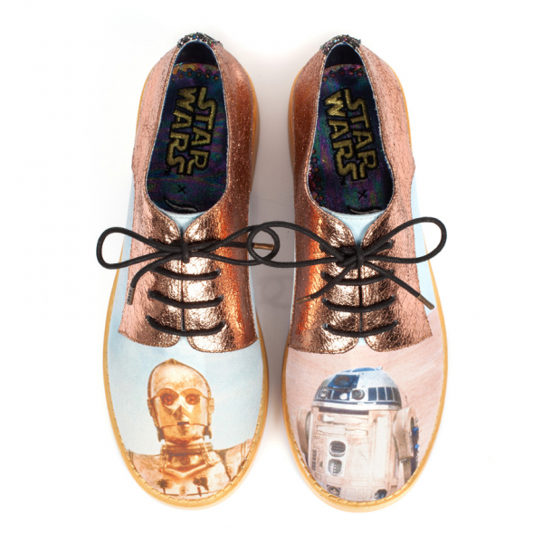 Pastel Carousel |Star Wars | Irregular Choice | Star Wars Shoes