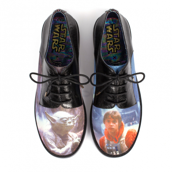 Pastel Carousel | Star Wars | Irregular Choice | Star Wars Shoes