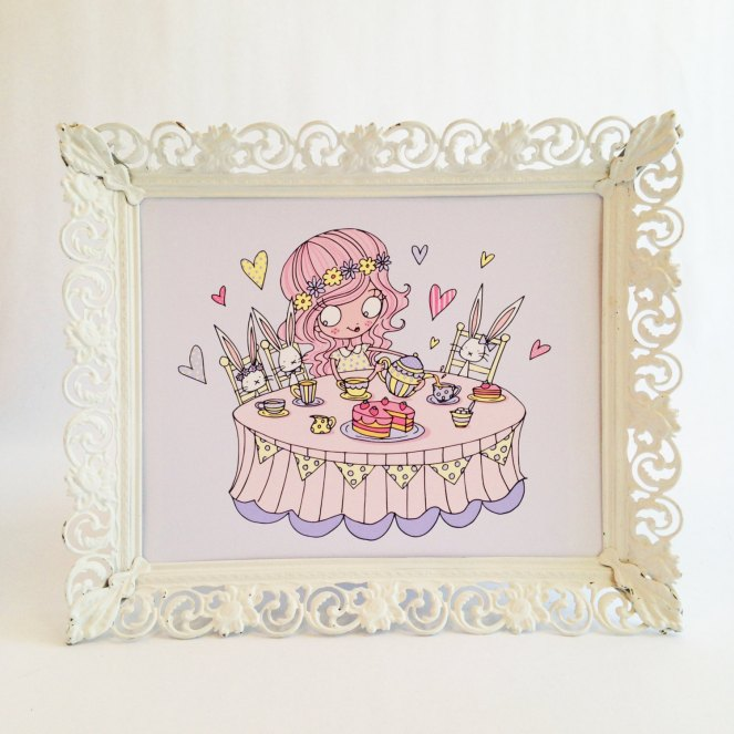 Pastel Carousel   Monday Must Haves   Gift Some Awesome Art   AmyRoseStudios