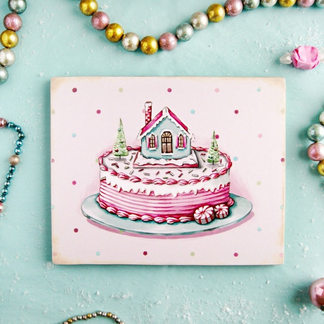 Pastel Carousel | Monday Must Haves | Gift Some Awesome Art | Everyday is a Holiday