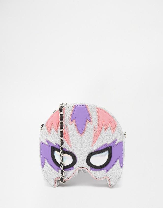 Pastel Carousel   Monday Must Haves   Asos and Skinnydip   Superhero Mask Bag