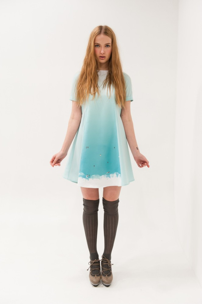 Pastel Carousel | Monday Must Haves | Book of Deer | Aurora Lagoon Dress
