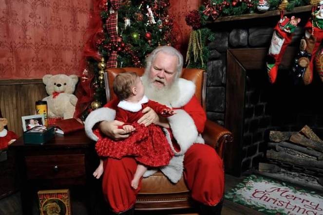 Pastel Carousel | Parenting and Motherhood | How Telling The Truth About Santa Backfired