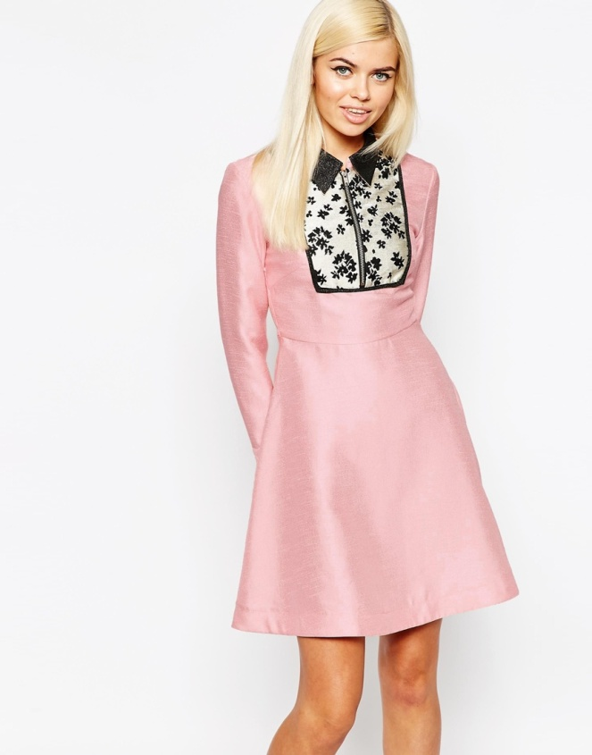 Pastel Carousel | Monday Must Haves | Valentine's Day | Asos Pink Dress