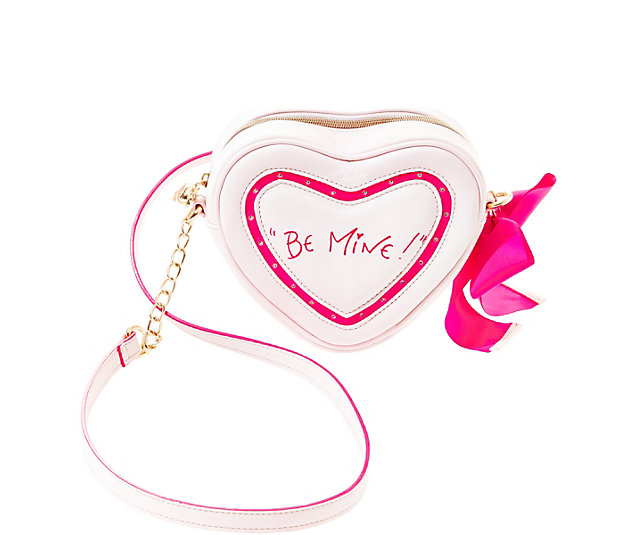 Pastel Carousel | Monday Must Haves | Valentine's Day | Betsey Johnson Be Mine Novelty Purse