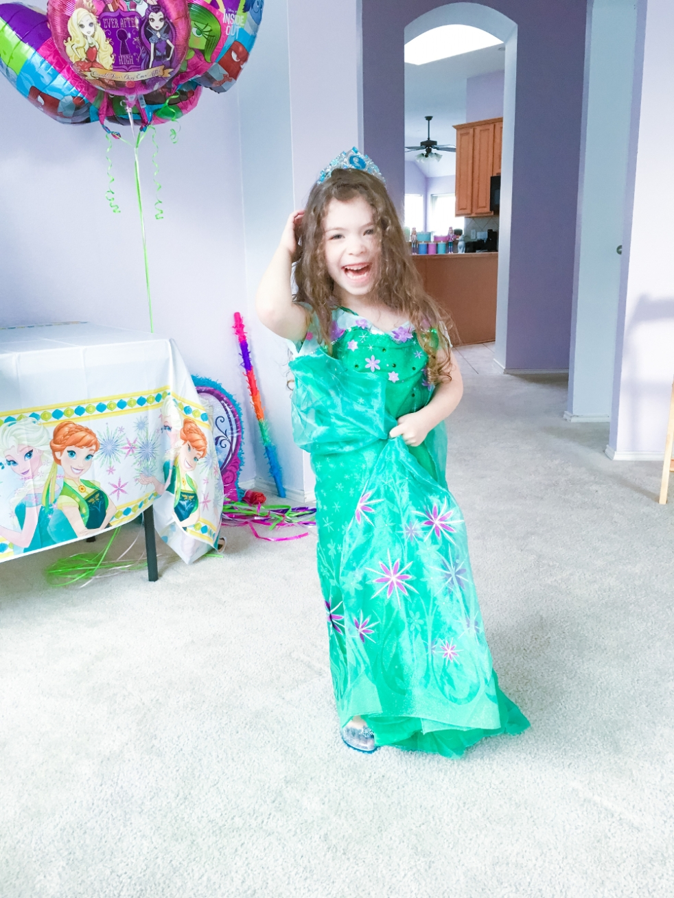 Pastel Carousel | Parenting | Family | Motherhood | Shade's 5th Birthday