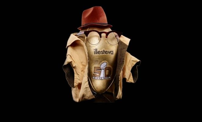 Pastel Carousel | Superbowl 50 | CFDA Designer Footballs | NFL Auction | Illesteva - Daniel Silberman & Justin Salguero