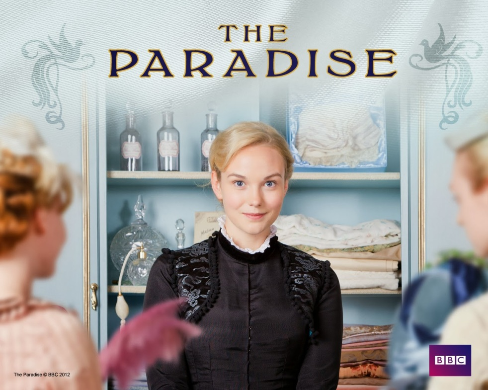 Pastel Carousel | TV Series Review | BBC | Netflix | The Paradise