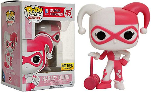 Pastel Carousel | Whimsical Toys | Funko Pop | Pink Harley Quinn | DC Comics | Hot Topic | Amazon