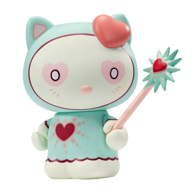 Pastel Carousel | Whimsical Toys | Kidrobot Magic Love | Hello Kitty | Tara McPherson | Amazon