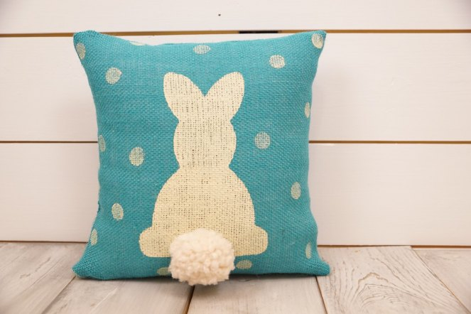 Pastel Carousel | Monday Must Haves | Easter Bunny | Etsy Bunny Pillow