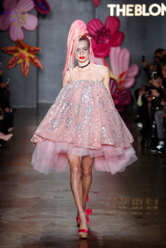 Pastel Carousel | New York Fashion Week | NYFW Fall 2016 | The Blonds