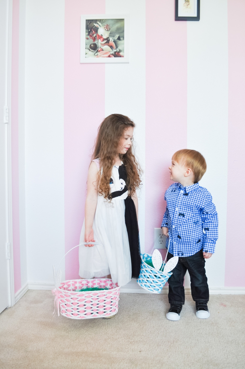 Pastel Carousel | Family | Motherhood | Parenting | Easter 2016