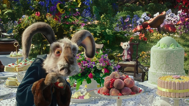 Pastel Carousel | Movie Review | Alice Through The Looking Glass | March Hare and The Dormouse